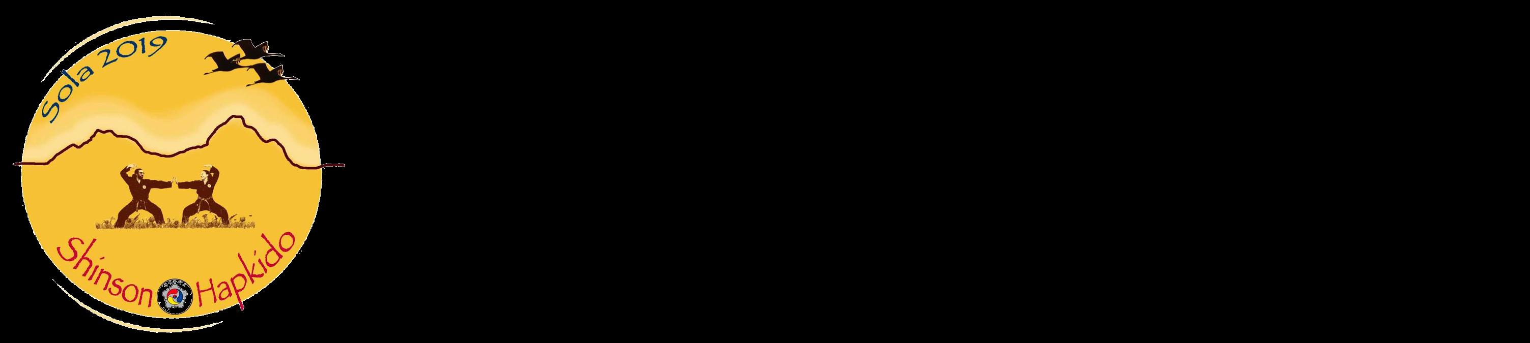 Shinson Hapkido Sommerlager 2019 Logo